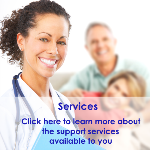 Click here to learn more about the support services available to you